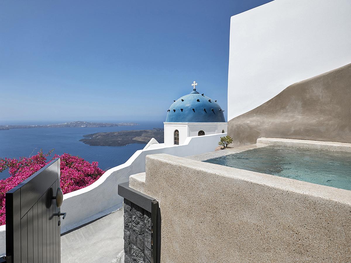 O6 blue dome luxury villa_100A9663 Α